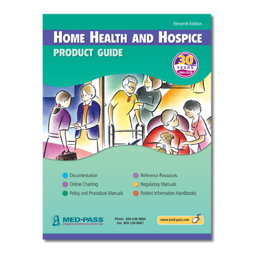 Home Health / Hospice Catalog